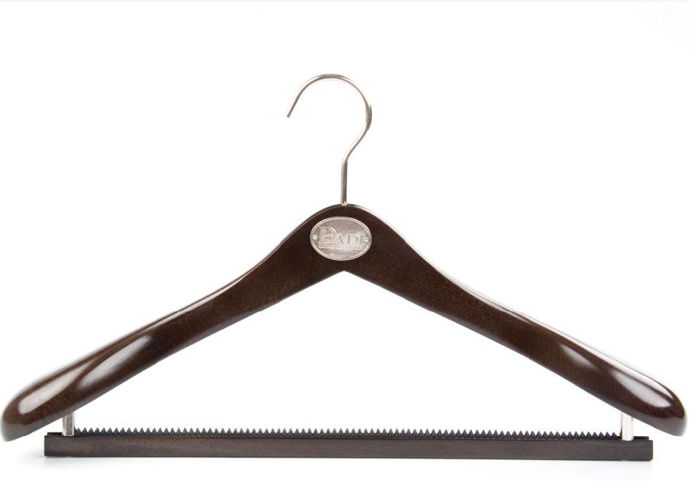 luxury suit hanger