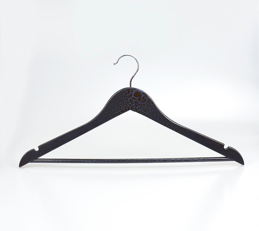 shirt hanger stand