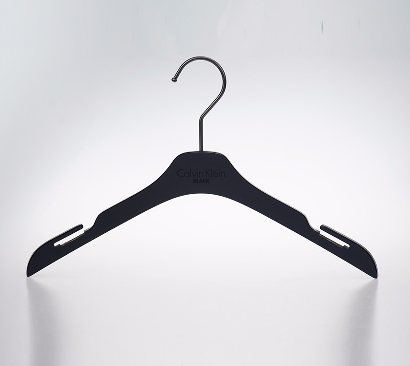 Acrylic Clothes Display Stand Hanger For Underwear