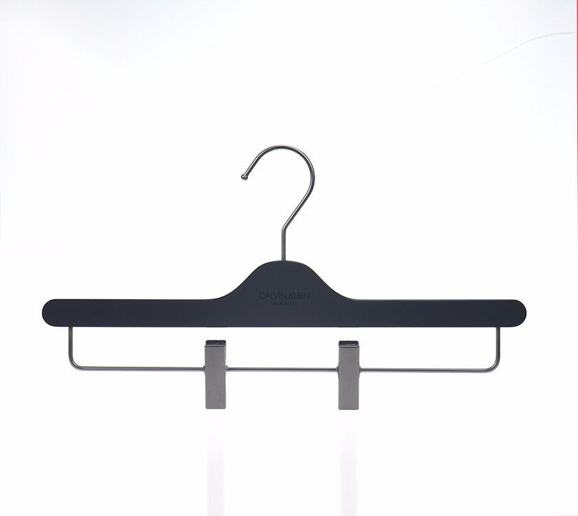 Fashion Acrylic Dress Pants Clothes Hangers