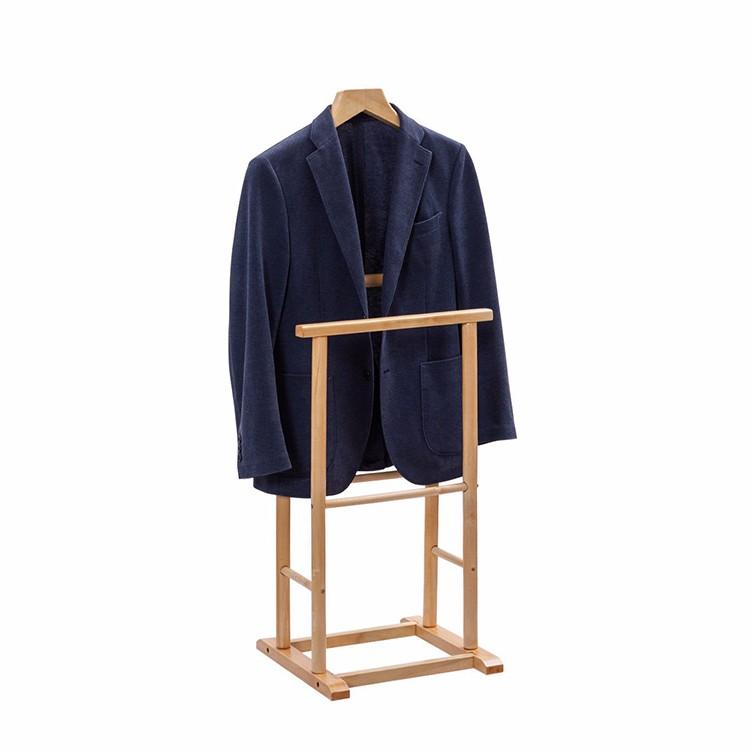 Luxury Wooden Floor Standing Hanger For Suit Manufacturers, Luxury Wooden Floor Standing Hanger For Suit Factory, Supply Luxury Wooden Floor Standing Hanger For Suit