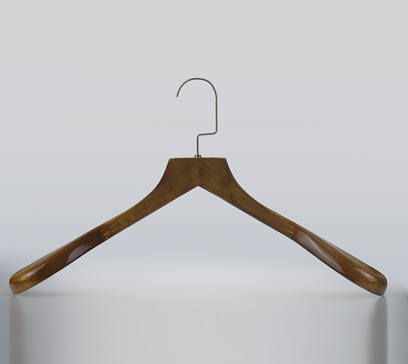 broad shoulder coat hangers