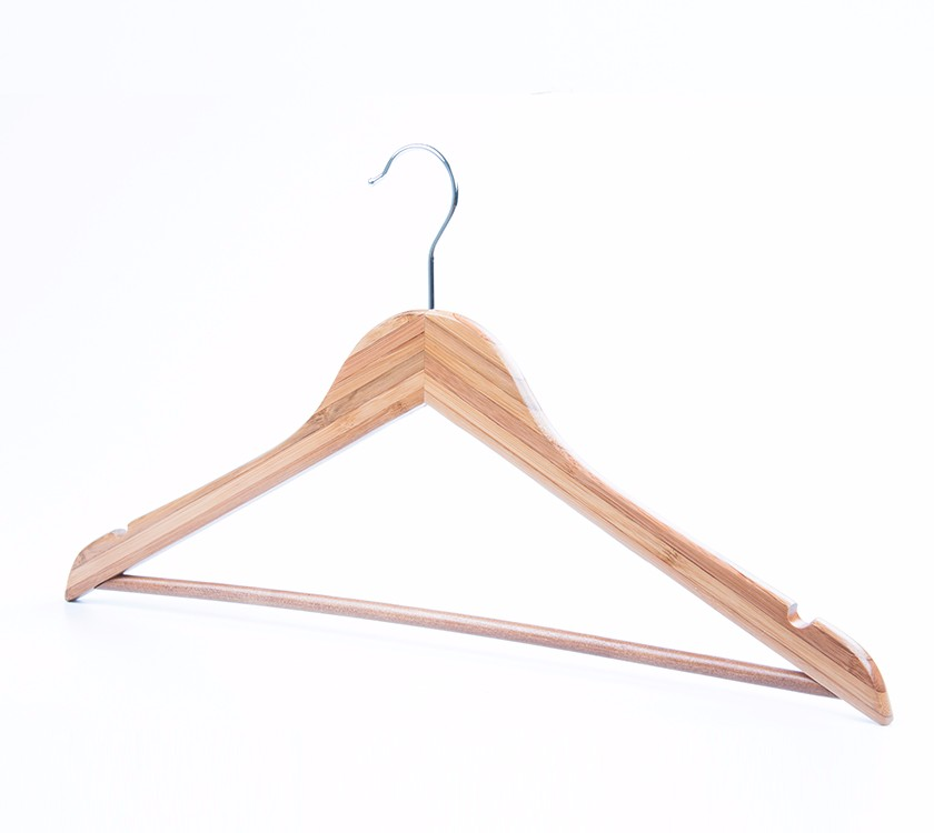 Bamboo Textile Clothes Hangers For Garment Display Manufacturers, Bamboo Textile Clothes Hangers For Garment Display Factory, Supply Bamboo Textile Clothes Hangers For Garment Display