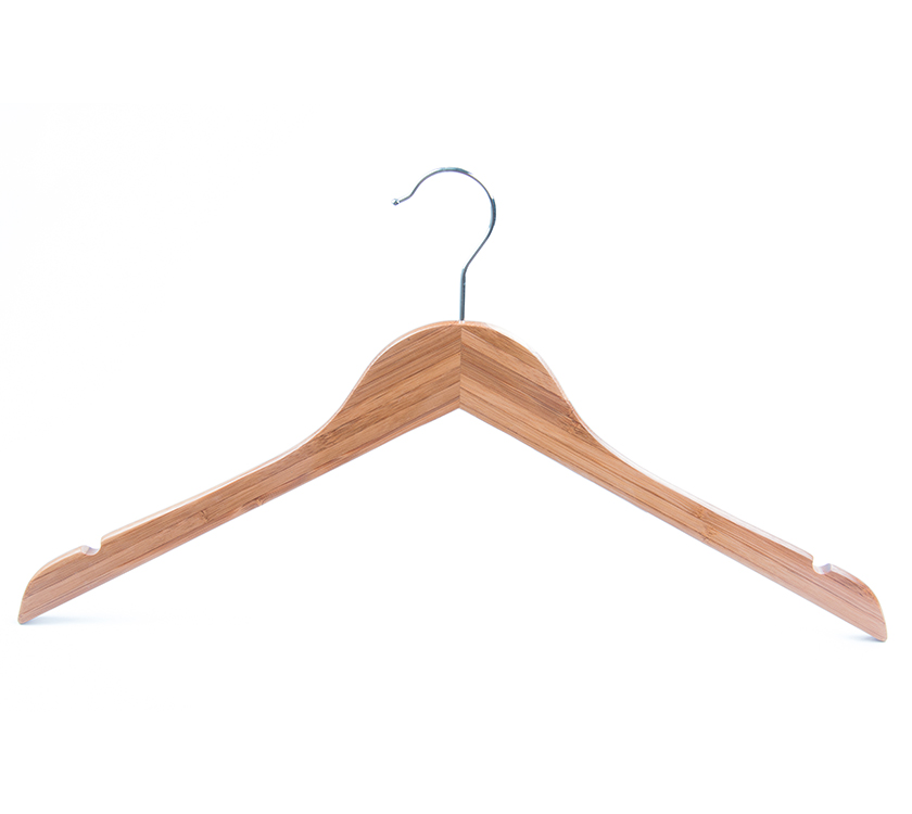 bamboo baby clothes hangers