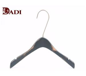 Luxury Gỗ Child Quần áo Coat Hanger
