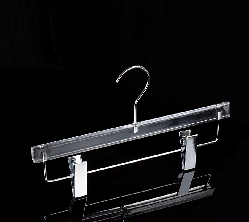 Acrylic Trousers Hanger For Garment Display Manufacturers, Acrylic Trousers Hanger For Garment Display Factory, Supply Acrylic Trousers Hanger For Garment Display