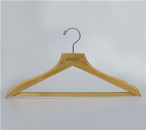 Heavy Jacket Clothes Hanger With Custom Logo