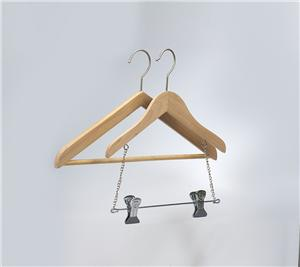 Wooden Baby Hanger Complete Set Of Display