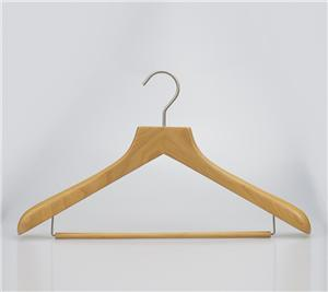 Wide Shoulder Wooden Luxury Suit Hanger