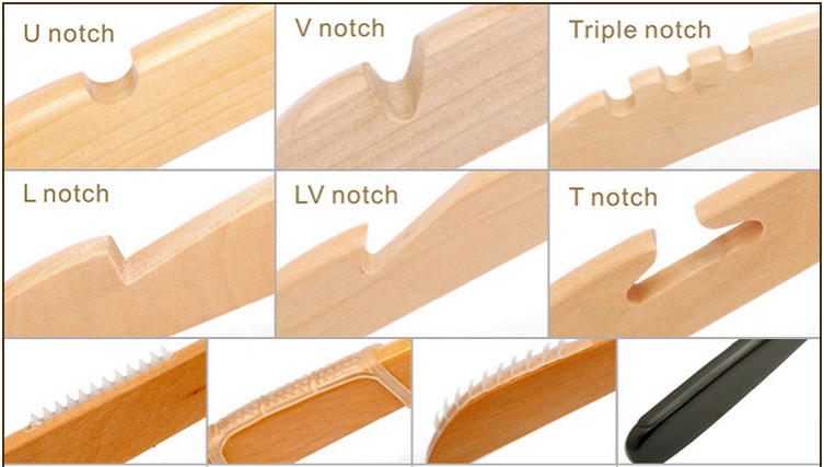 wooden craft coat hangers