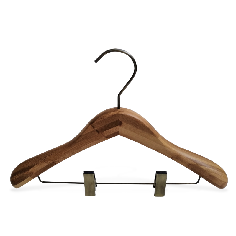 roupas de bambu cabide
