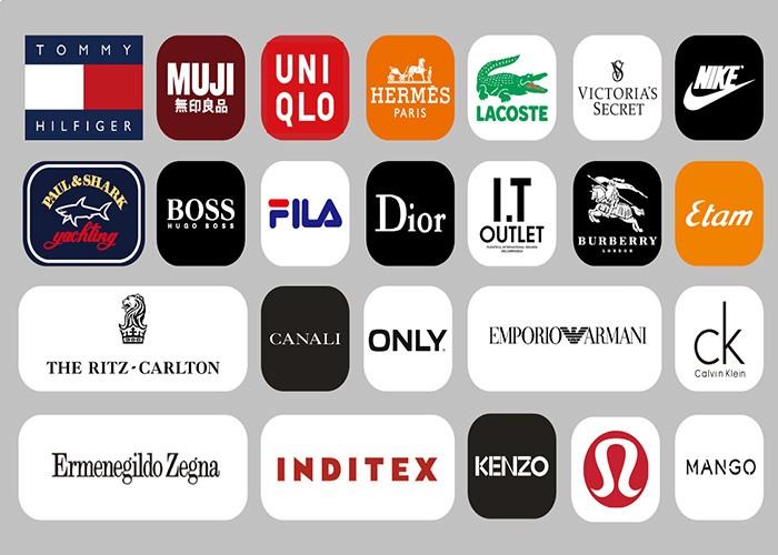 cooperazione indumento di marca