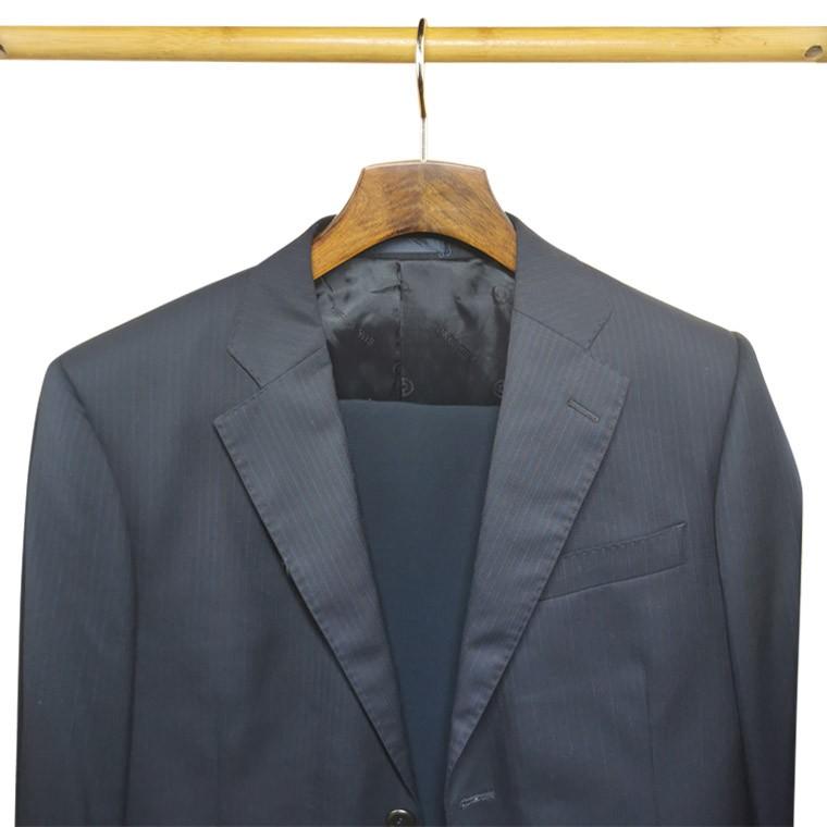 Luxury Wooden Suit Hanger With Anti Slip Flock Manufacturers, Luxury Wooden Suit Hanger With Anti Slip Flock Factory, Supply Luxury Wooden Suit Hanger With Anti Slip Flock