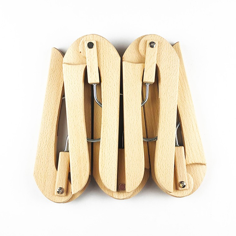 Luxury Wooden Folding Convenience Clothes Hanger Manufacturers, Luxury Wooden Folding Convenience Clothes Hanger Factory, Supply Luxury Wooden Folding Convenience Clothes Hanger