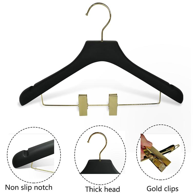 luxury COAT hanger