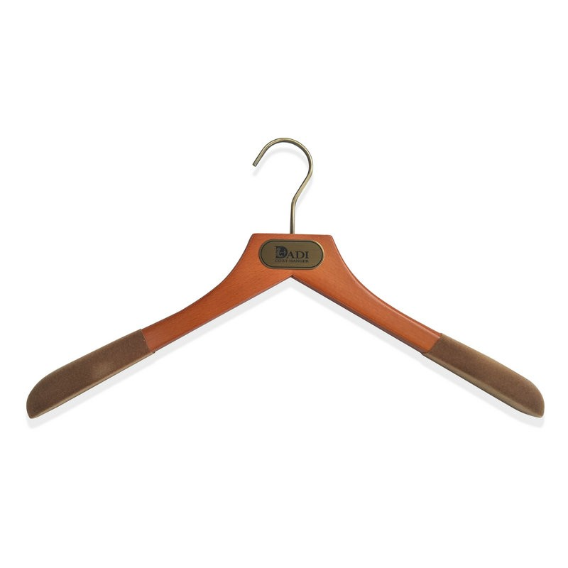 In Stock Best Luxury Wooden Jacket Clothes Hanger Manufacturers, In Stock Best Luxury Wooden Jacket Clothes Hanger Factory, Supply In Stock Best Luxury Wooden Jacket Clothes Hanger