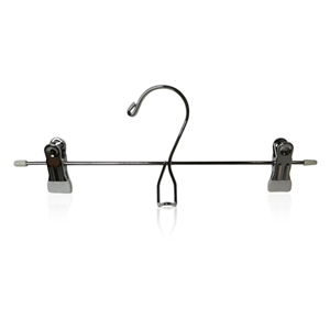 Function Special Heavy Metal Pants Hanger With Clips