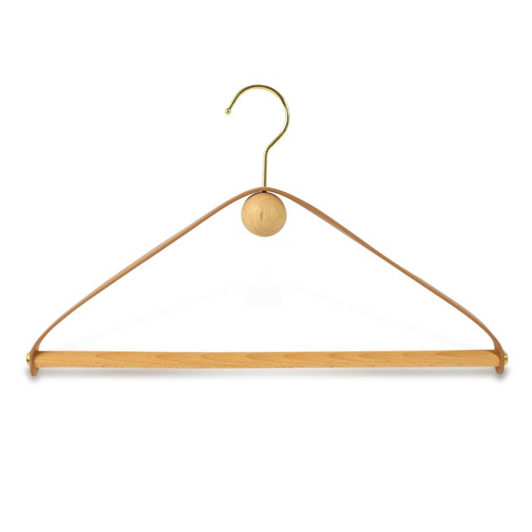 Cung cấp móc treo da mềm hàng may mặc sang trọng cho quần áo