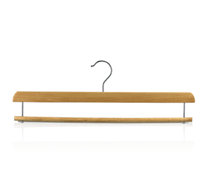 Luxury Wooden towel rack for blanket display