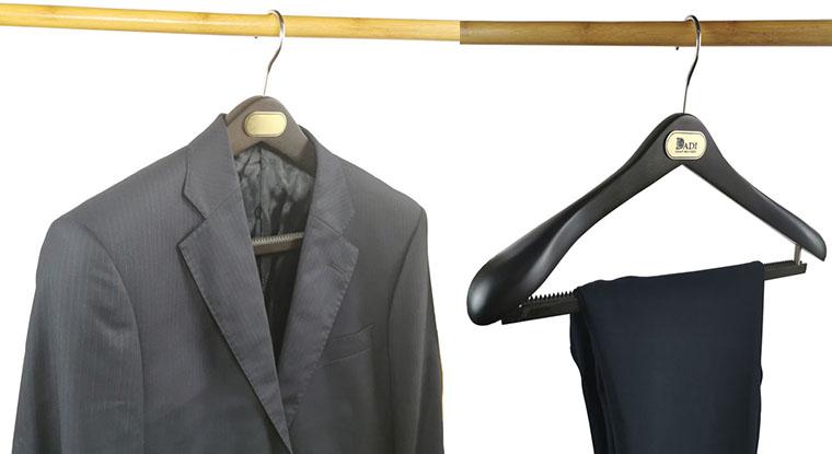 traje de suspensión