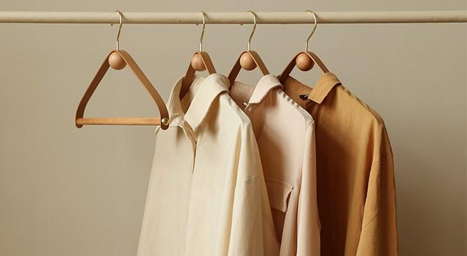 Elbise askılarının sürdürülebilir gelişimi