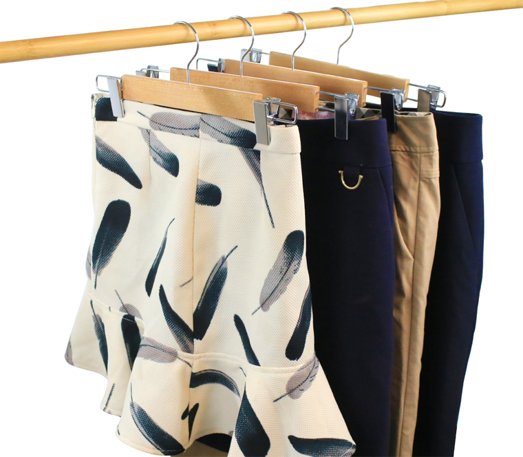 clip pants hanger