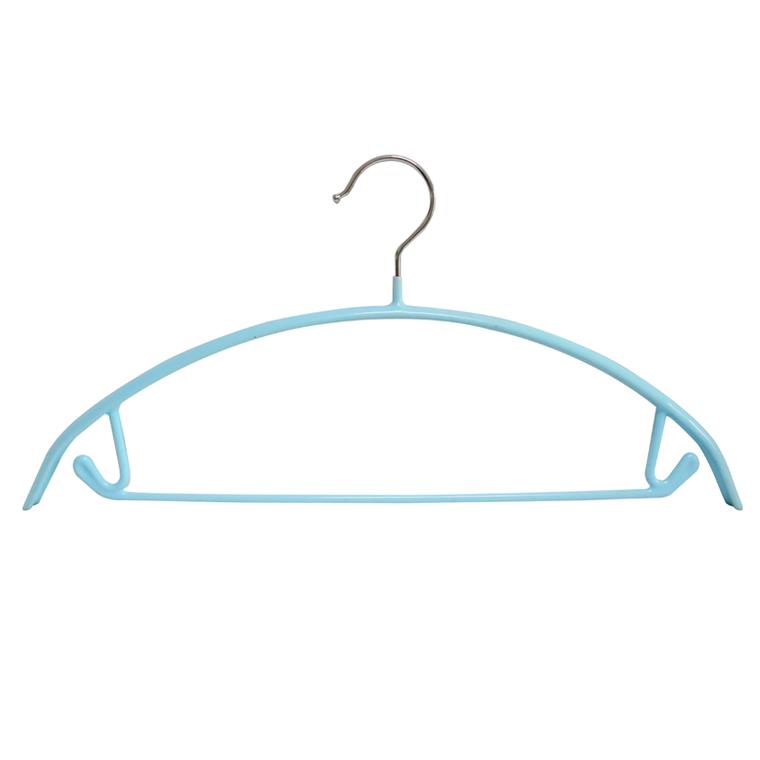 Móc treo quần áo PVC kim loại nặng đa chức năng của Amazon