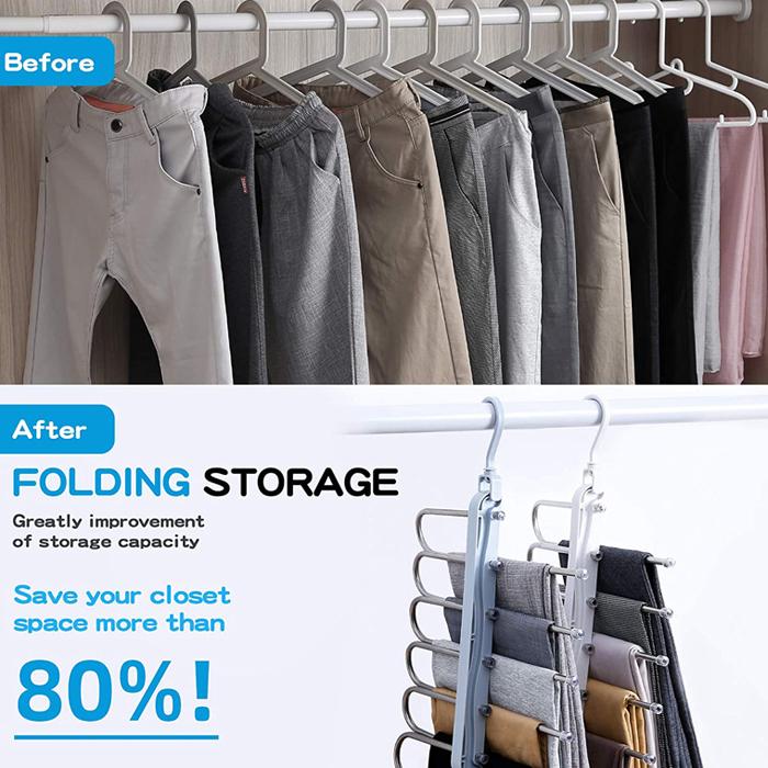 metal pants hanger