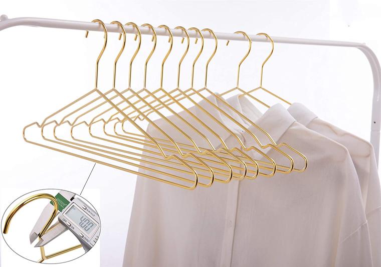 metal clothes hangers
