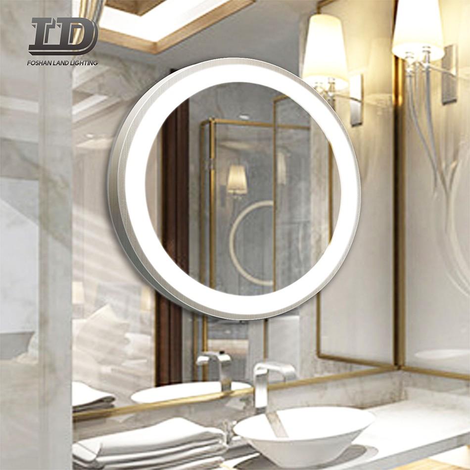 Round Bathroom Led Light Vanity Mirror Manufacturers, Round Bathroom Led Light Vanity Mirror Factory, Supply Round Bathroom Led Light Vanity Mirror