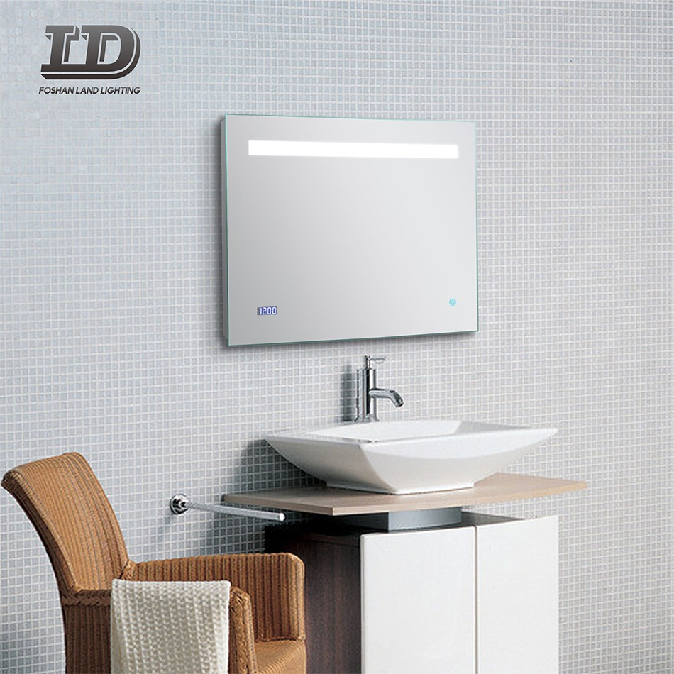 Rectangle Bathroom Mirror With Led Light With Demister Manufacturers, Rectangle Bathroom Mirror With Led Light With Demister Factory, Supply Rectangle Bathroom Mirror With Led Light With Demister