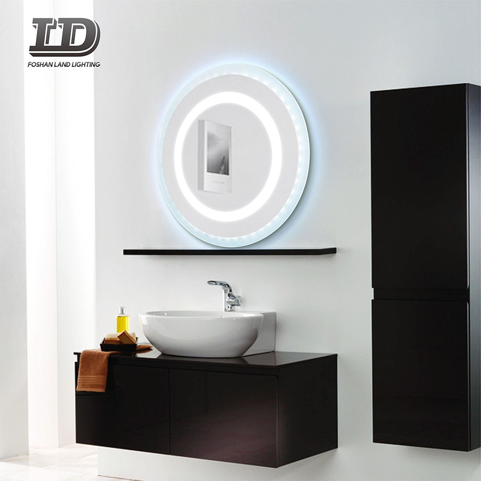 Multi-function Bathroom Fogless Smart Led Light Vanity Mirror Manufacturers, Multi-function Bathroom Fogless Smart Led Light Vanity Mirror Factory, Supply Multi-function Bathroom Fogless Smart Led Light Vanity Mirror
