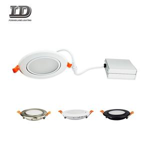 4 Inch 9w Ultra Thin Led Gimbal Panel Light ETL