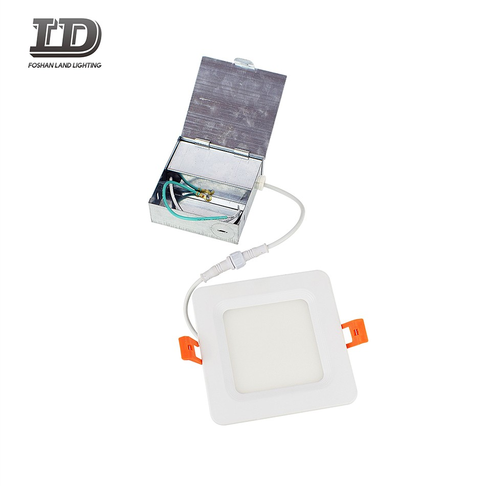 4 Inch Square Baffle LED Slim Panel Light Manufacturers, 4 Inch Square Baffle LED Slim Panel Light Factory, Supply 4 Inch Square Baffle LED Slim Panel Light