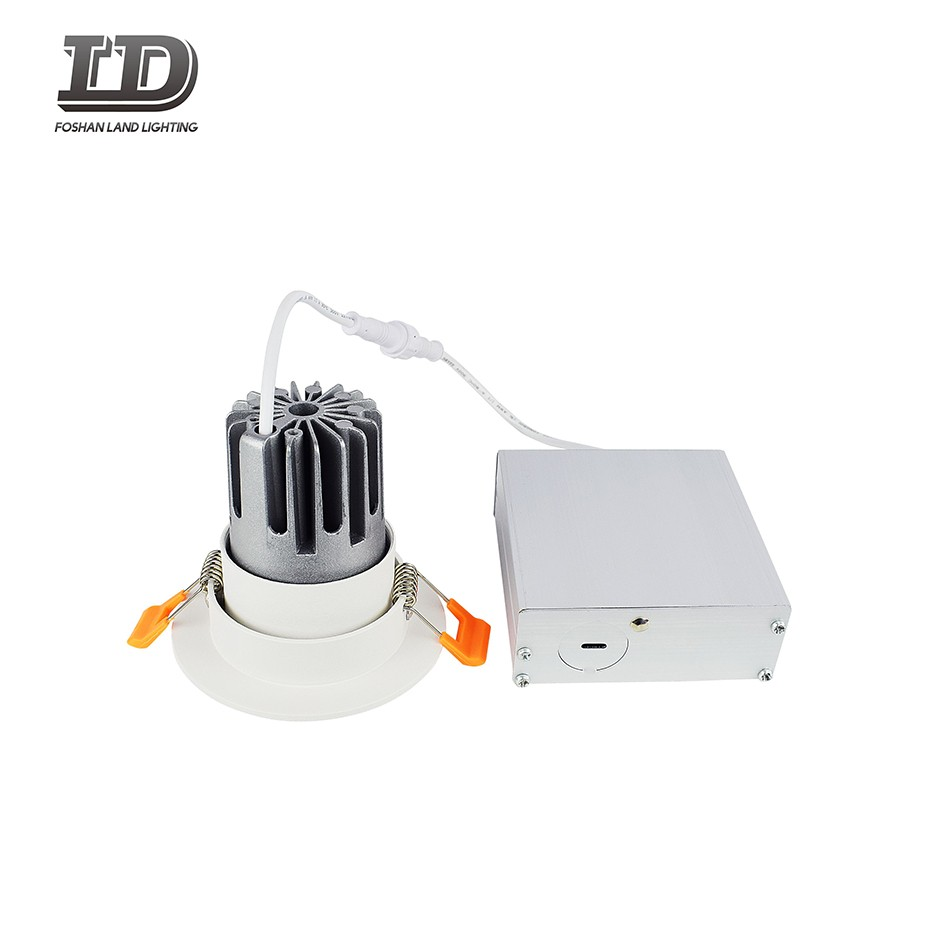 3 Inch 9w Round Adjustable Led Downlight Manufacturers, 3 Inch 9w Round Adjustable Led Downlight Factory, Supply 3 Inch 9w Round Adjustable Led Downlight