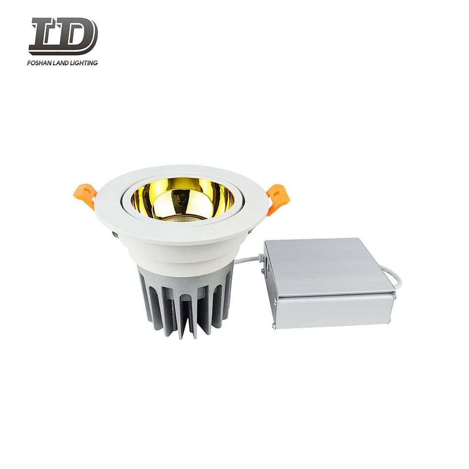 4 Inch 12w Round Cob Downlight Manufacturers, 4 Inch 12w Round Cob Downlight Factory, Supply 4 Inch 12w Round Cob Downlight