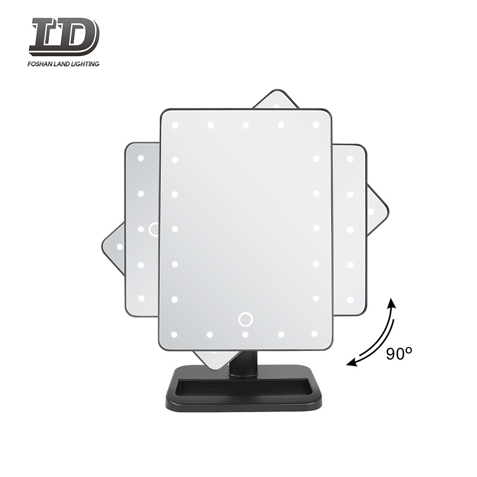 Mirror With Light Make-up Table Top Mirror IP44 Manufacturers, Mirror With Light Make-up Table Top Mirror IP44 Factory, Supply Mirror With Light Make-up Table Top Mirror IP44