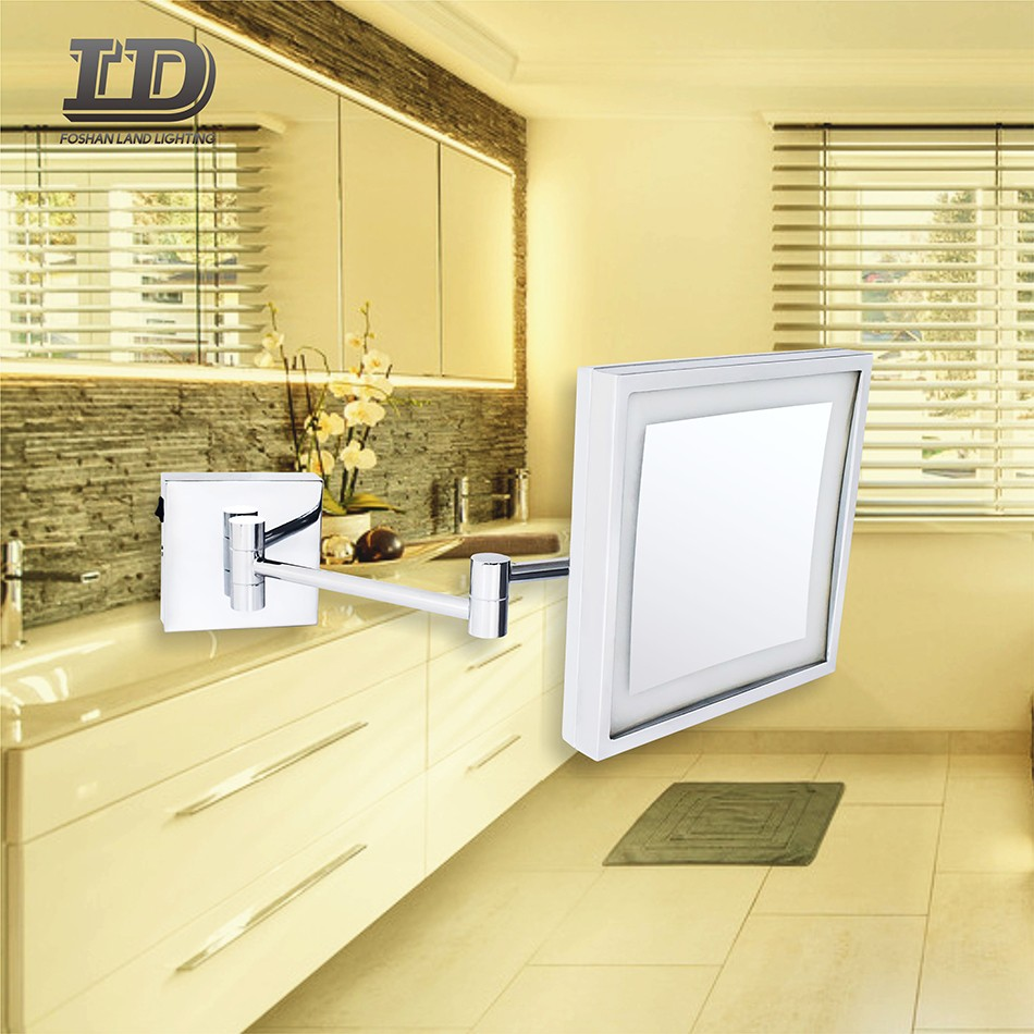 Bathroom Shaving Mirror Light Hotel Mirror Light Foldable And Magnifying Mirror Manufacturers, Bathroom Shaving Mirror Light Hotel Mirror Light Foldable And Magnifying Mirror Factory, Supply Bathroom Shaving Mirror Light Hotel Mirror Light Foldable And Magnifying Mirror