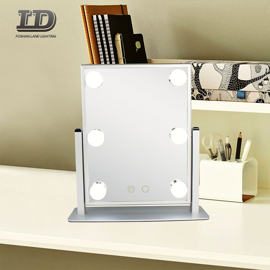 Cosmetic Table Mirror With Light Makeup Light Mirror IP44 Manufacturers, Cosmetic Table Mirror With Light Makeup Light Mirror IP44 Factory, Supply Cosmetic Table Mirror With Light Makeup Light Mirror IP44