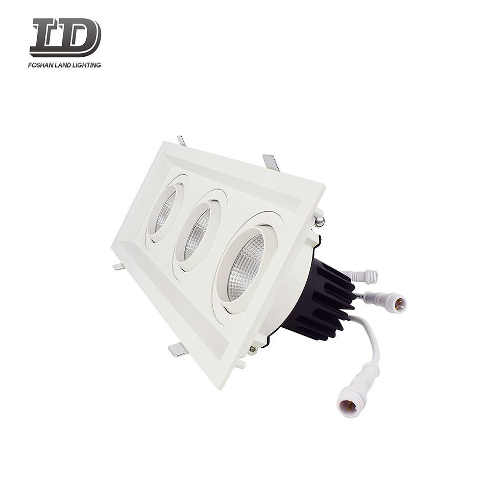 ETL 36W LED Recessed Ceiling Downlight Manufacturers, ETL 36W LED Recessed Ceiling Downlight Factory, Supply ETL 36W LED Recessed Ceiling Downlight
