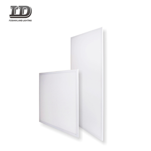 2x4 FT LED Panel Light 0-10V Dimmable Drop Ceiling LED Pencahayaan Panel Datar