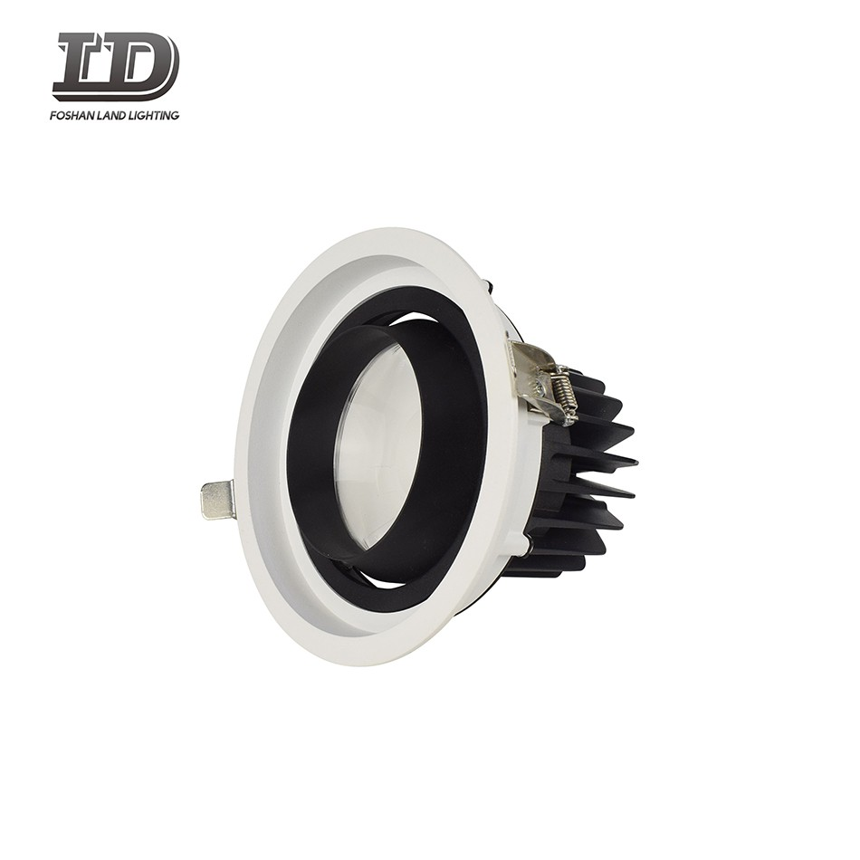 6 Inch Round Gimbal Led Downlight With Junction Box Manufacturers, 6 Inch Round Gimbal Led Downlight With Junction Box Factory, Supply 6 Inch Round Gimbal Led Downlight With Junction Box