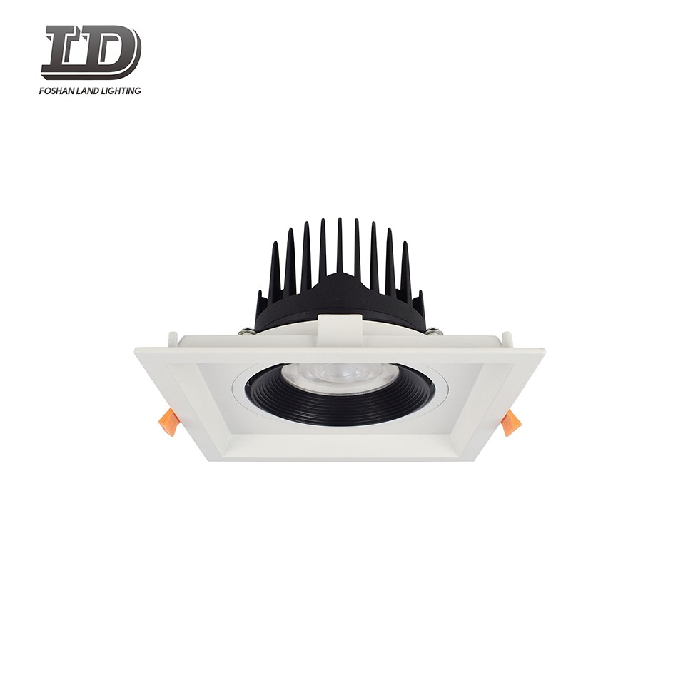 5 Inch 15w Square Led Gimbal Downlight Trim With Junction Box Manufacturers, 5 Inch 15w Square Led Gimbal Downlight Trim With Junction Box Factory, Supply 5 Inch 15w Square Led Gimbal Downlight Trim With Junction Box