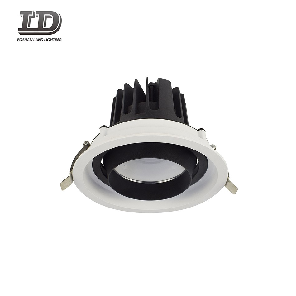4 Inch 12w Led Round Gimbal Downlight Trim With Junction Box Manufacturers, 4 Inch 12w Led Round Gimbal Downlight Trim With Junction Box Factory, Supply 4 Inch 12w Led Round Gimbal Downlight Trim With Junction Box