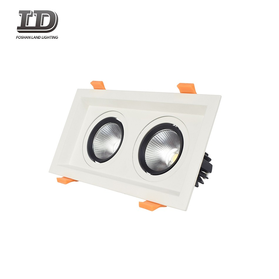24w Led Square Gimbal Downlight Trim Manufacturers, 24w Led Square Gimbal Downlight Trim Factory, Supply 24w Led Square Gimbal Downlight Trim