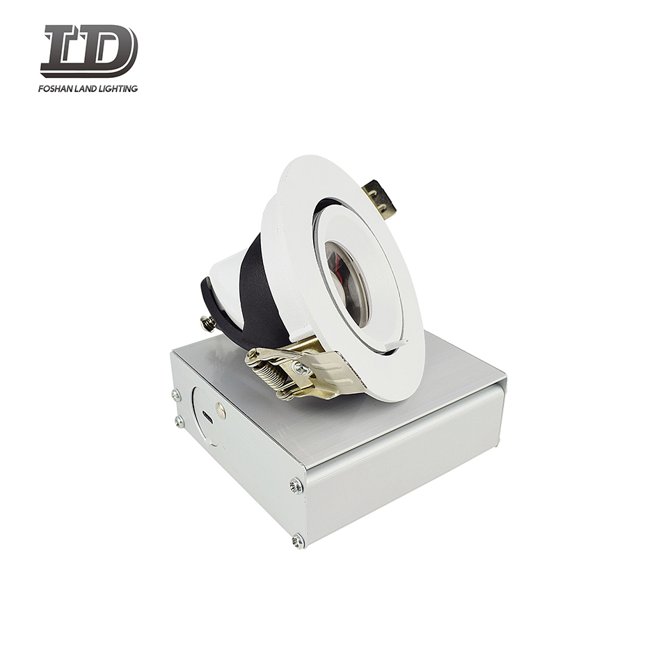 9w led down light with junction box