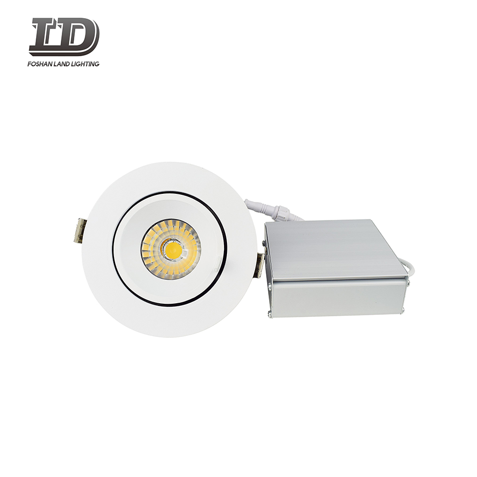 12w led down light with junction box
