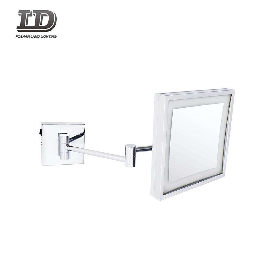 bathroom shaving mirror