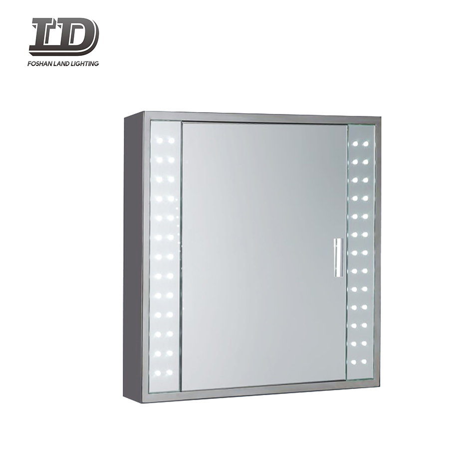 lighted mirror Cabinets