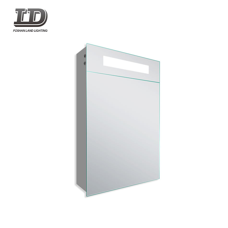 lighted medicine cabinet bathroom mirror